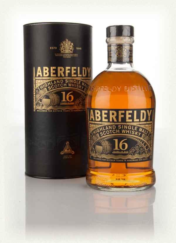 Aberfeldy 16 highland