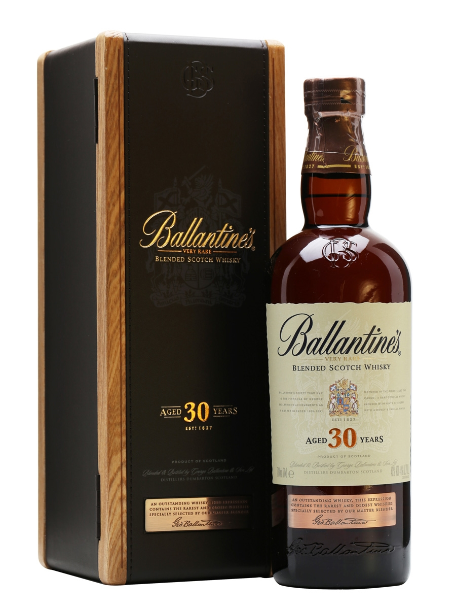 Ballantine's 30 Year Old Blended Scotch Whisky