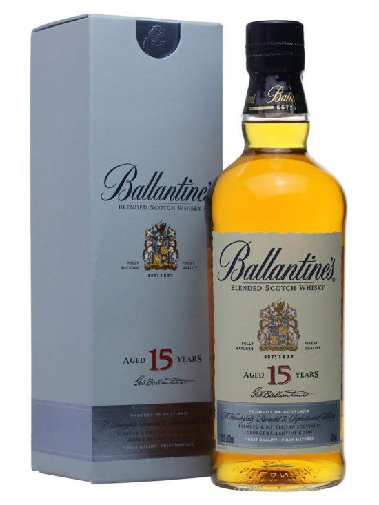 Ballantine's 15 years old