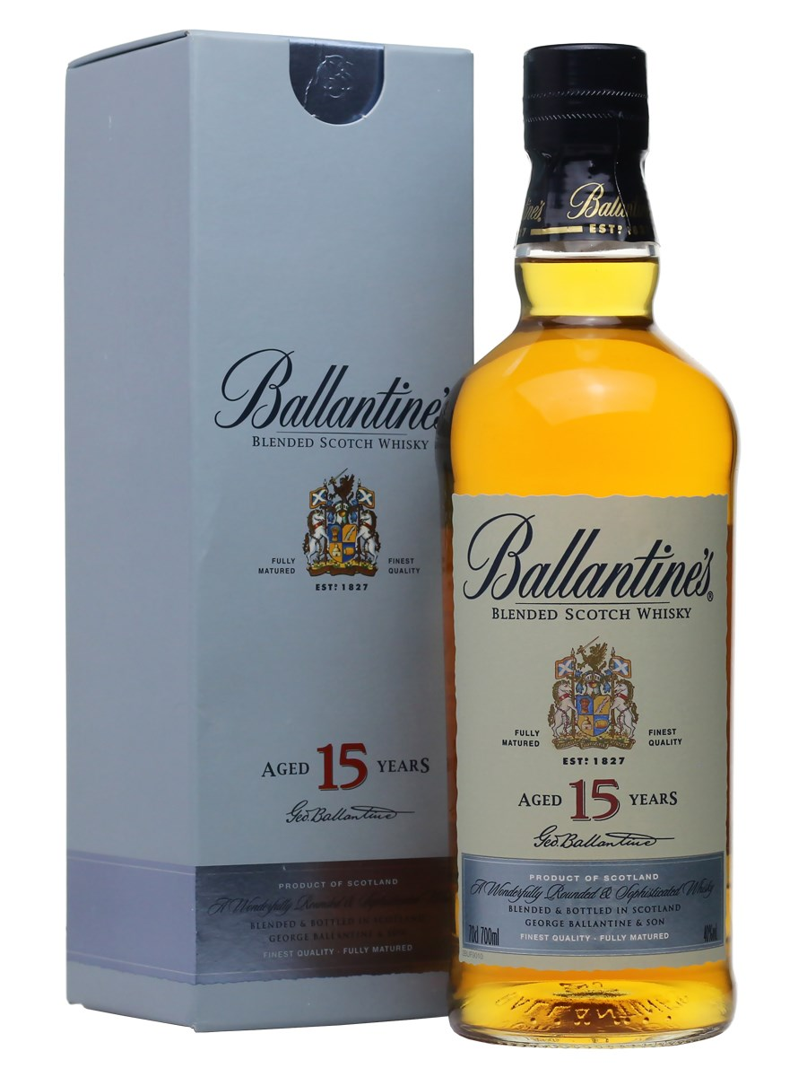 Ballantine's 15 years old