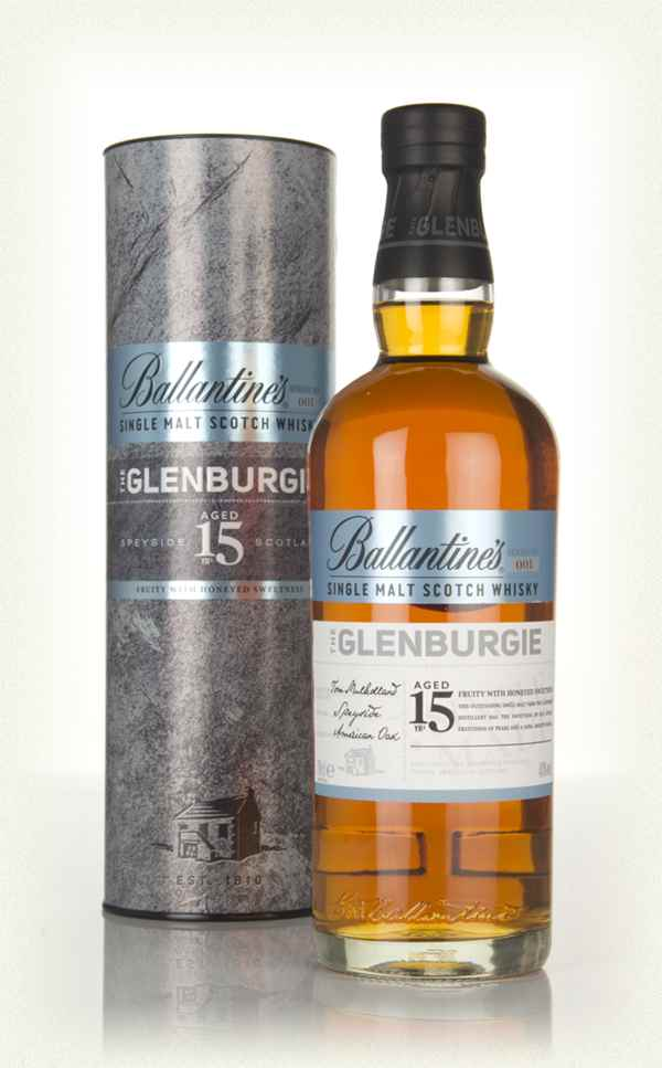 Ballantine's the glenburgie 15 years old