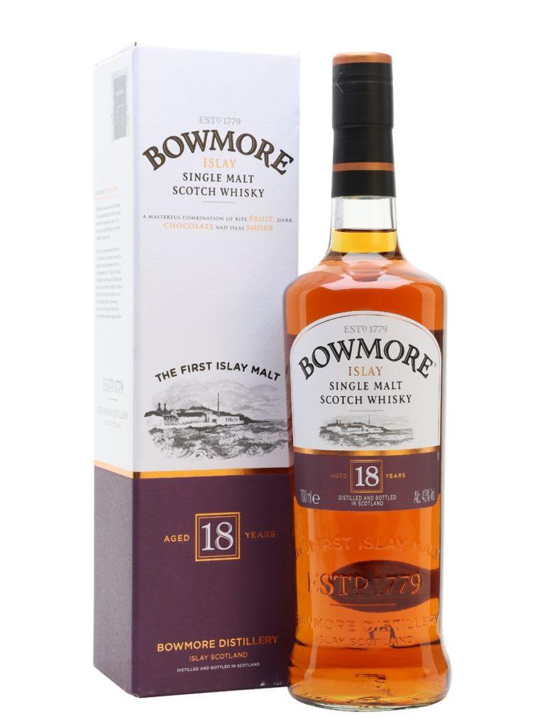 Bowmore 18