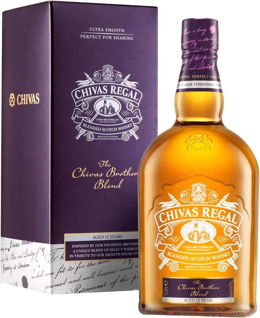 Chivas Brothers' Blend 12 years