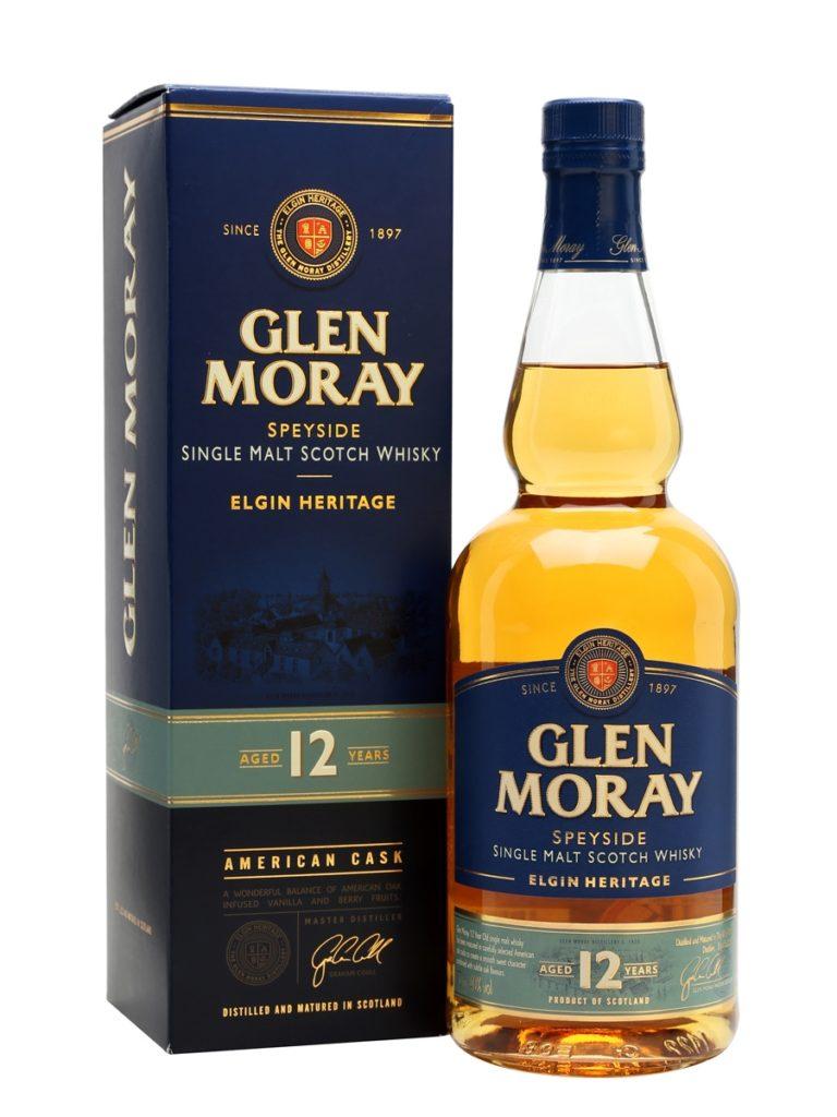 Glen moray Elgin heritage age 12 year