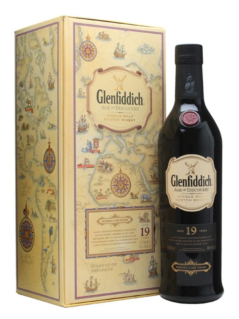 Glenfiddich age of discovery Madeira 19