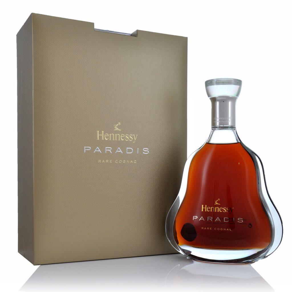 Hennessy paradis rare cognac