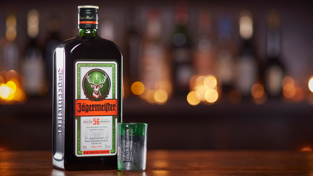 Jagermeister selected 56 botanicals