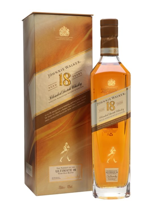 Johnnie Walker 18 years old