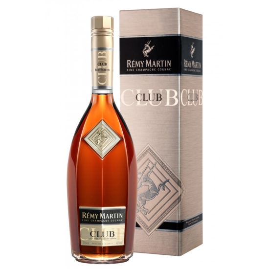 Remy Martin fine champagne cognac club