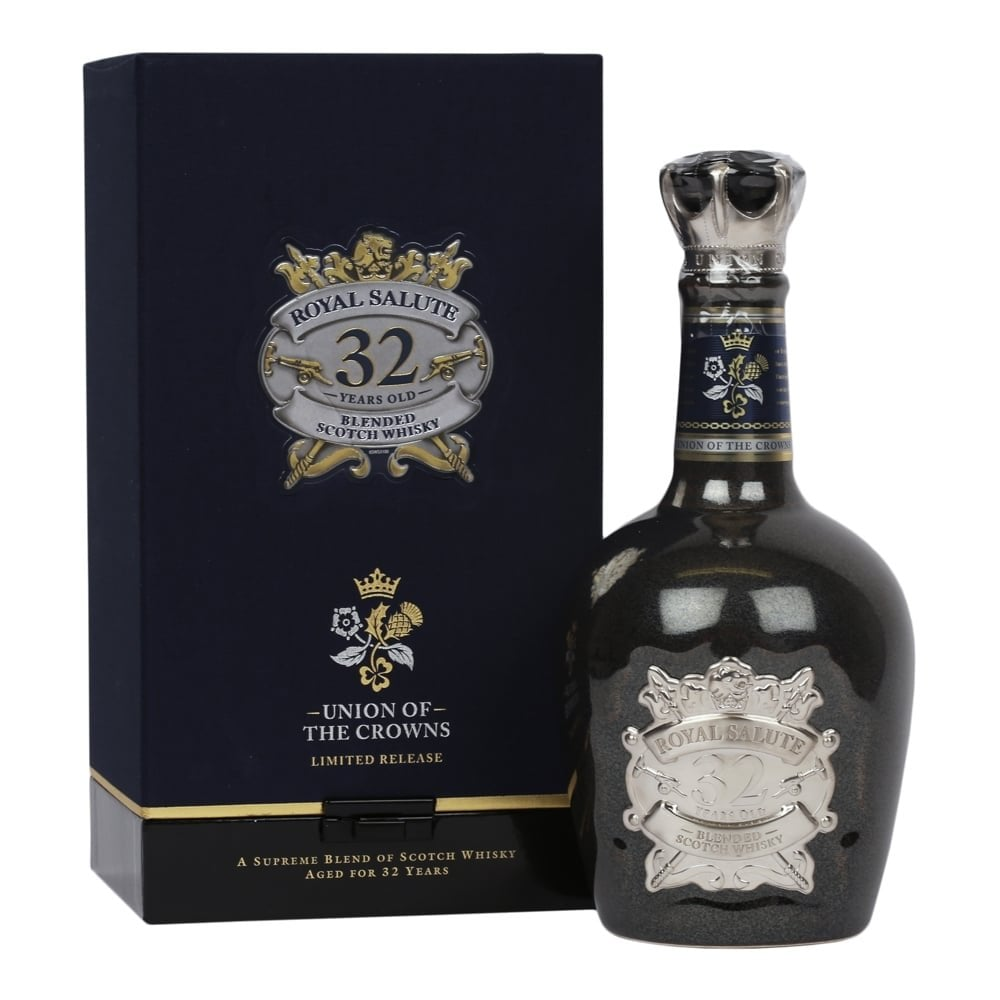 Royal Salute 32 years old