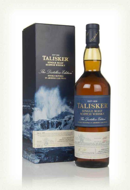 Talisker the distillers' edition