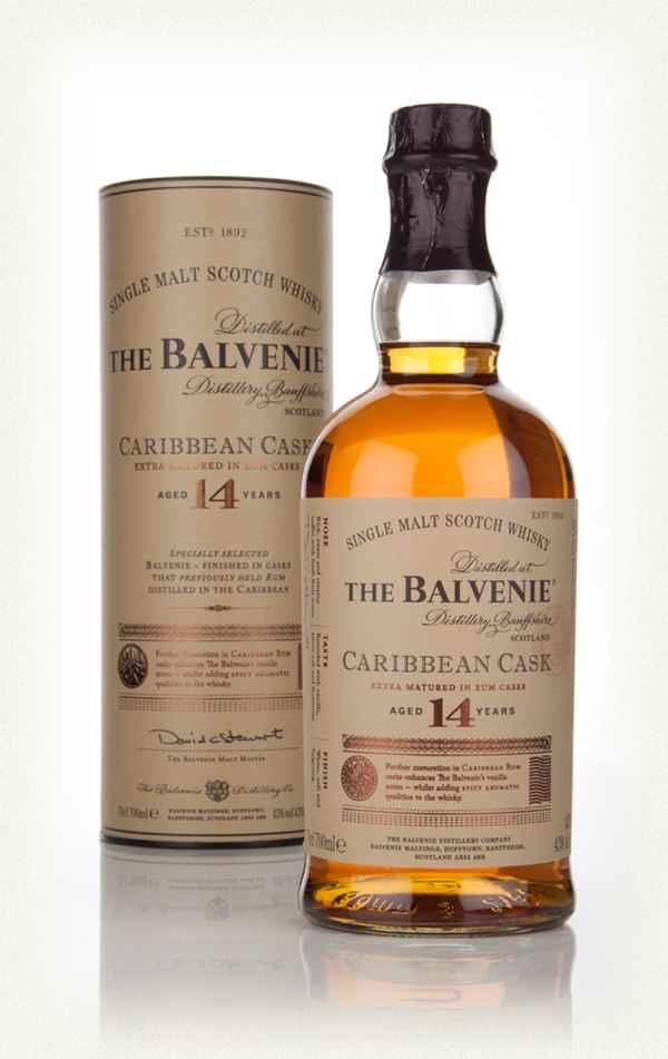 The Balvenie Caribbean cask 14