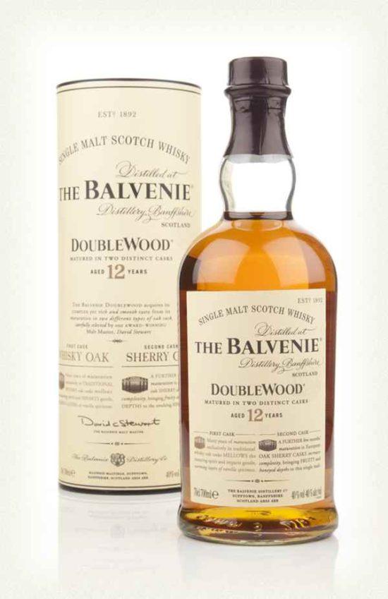 The Balvenie double wood 12