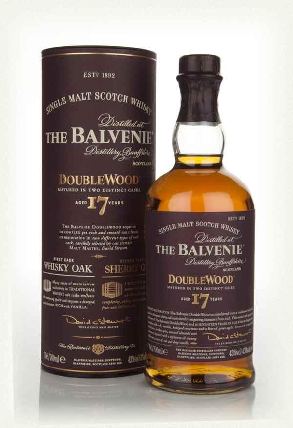 The Balvenie double wood 17