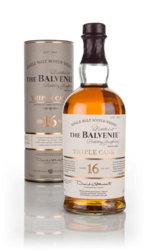 The Balvenie triple cask 16