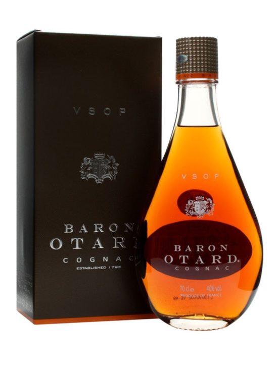 VSOP baron otard cognac
