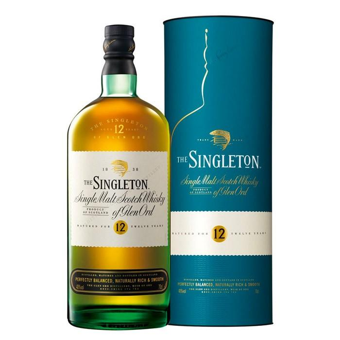 The Singleton 12 Year Old Glen Ord Single