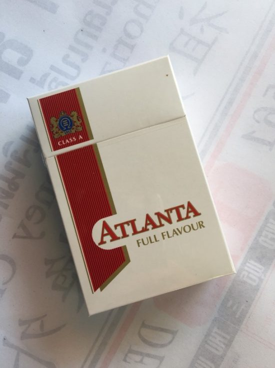 Atlanta Red Full Flavour