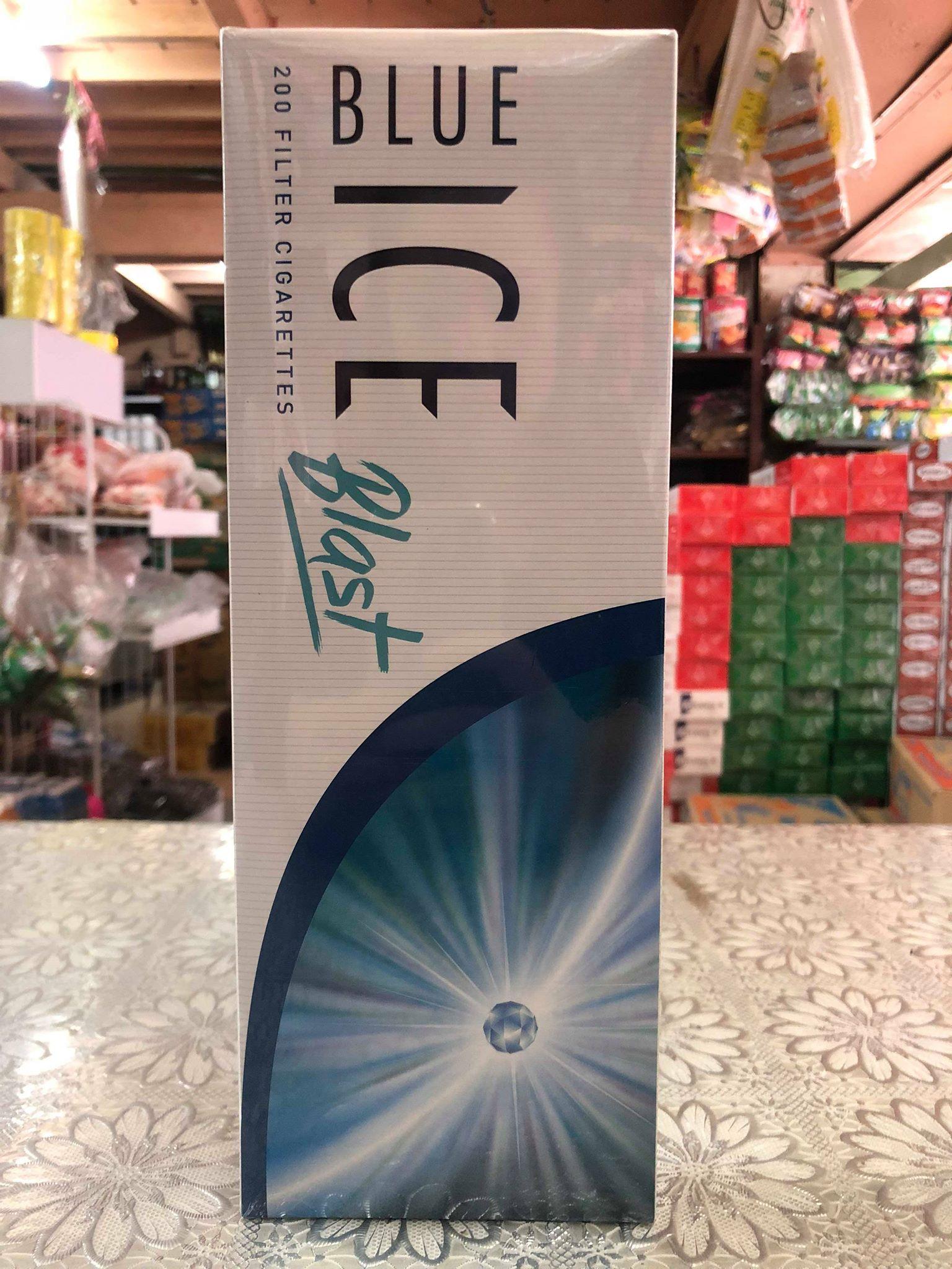 Blue Ice Blast Slim Filter