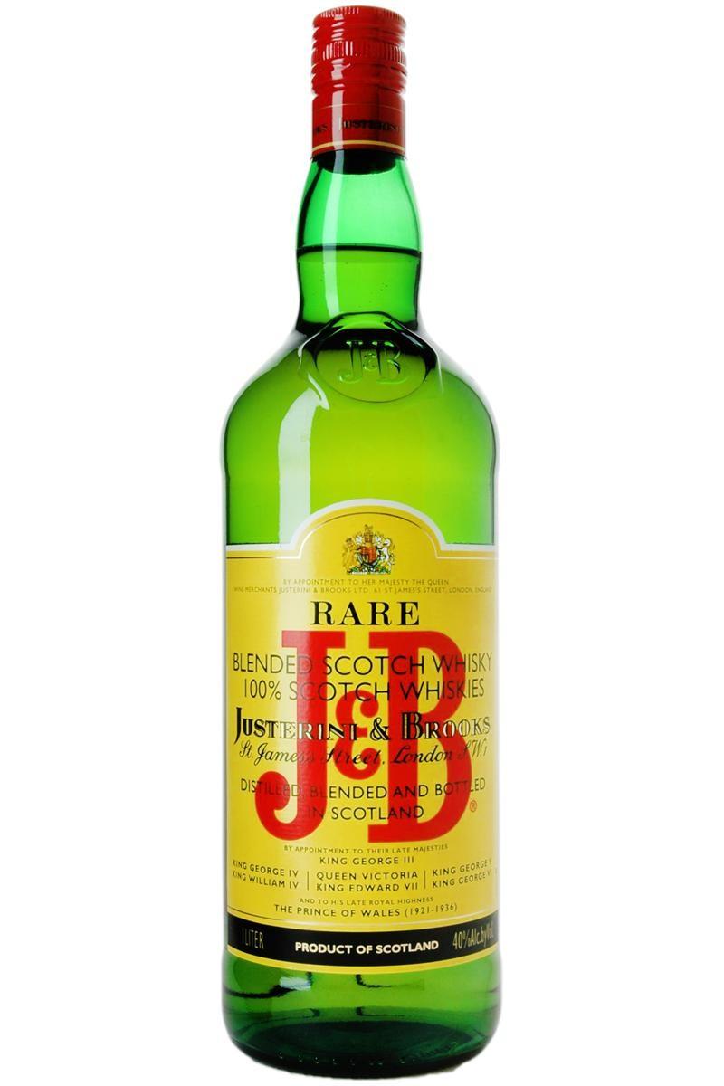 Justerini and Brooks Rare Whisky