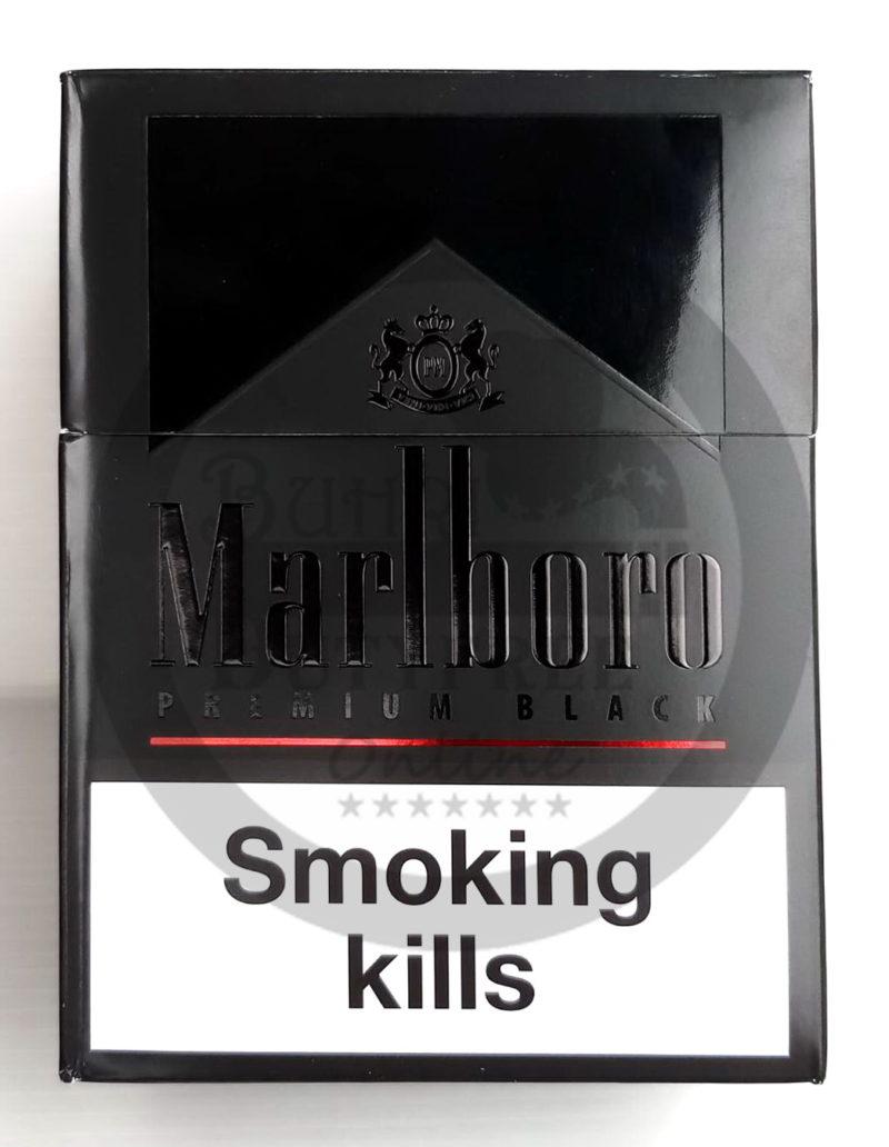 Marlboro Premium Black