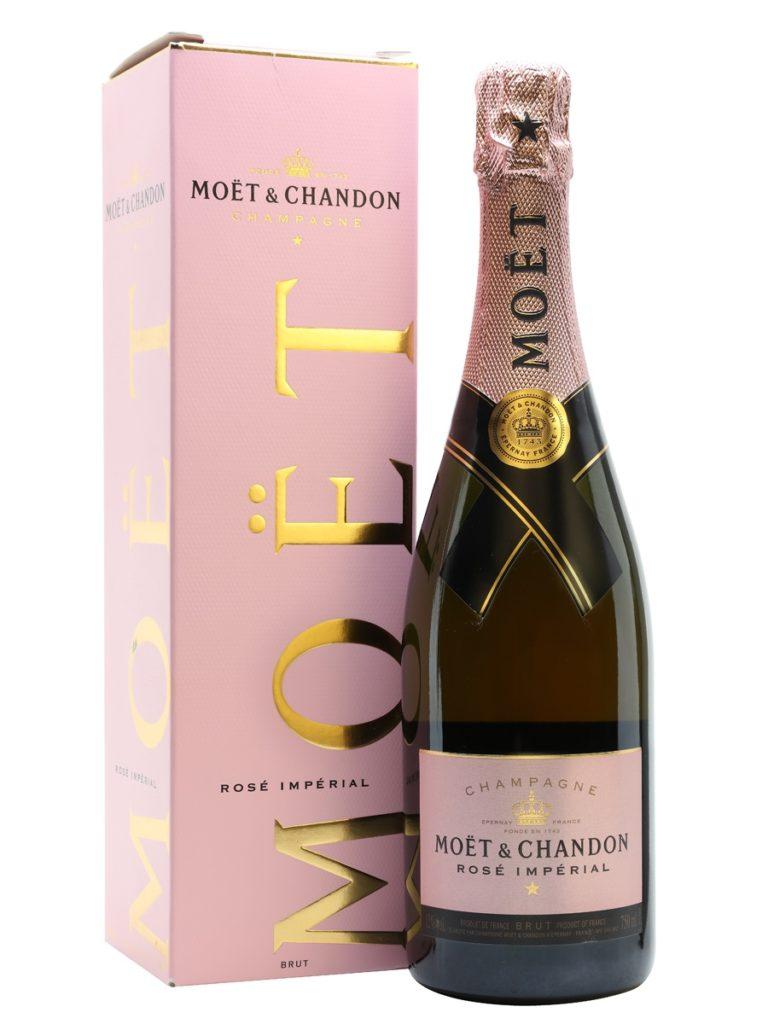 Moet & Chandon Imperial Rose Non Vintage Champagne