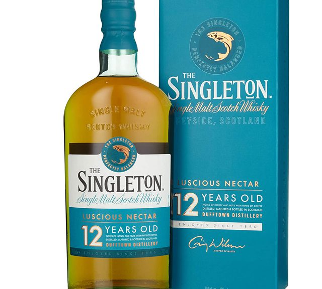 Singleton of Dufftown 12 Year Old New