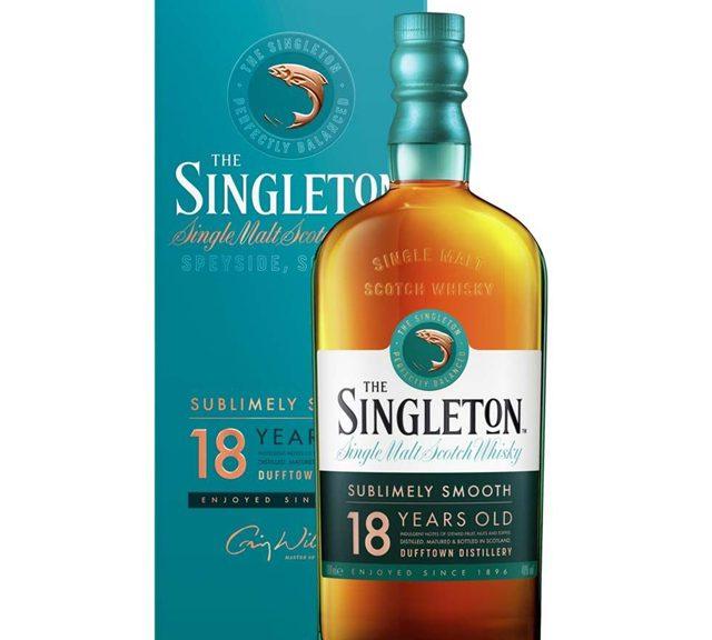 Singleton of Dufftown 18 Year New