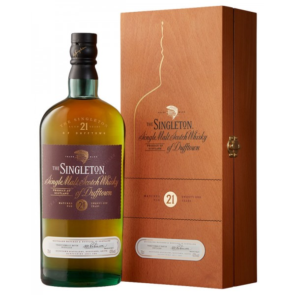 The Singleton of Dufftown 21 year
