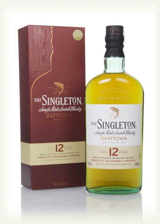 The Singleton single malt Scotch Whisky Dufftown 12