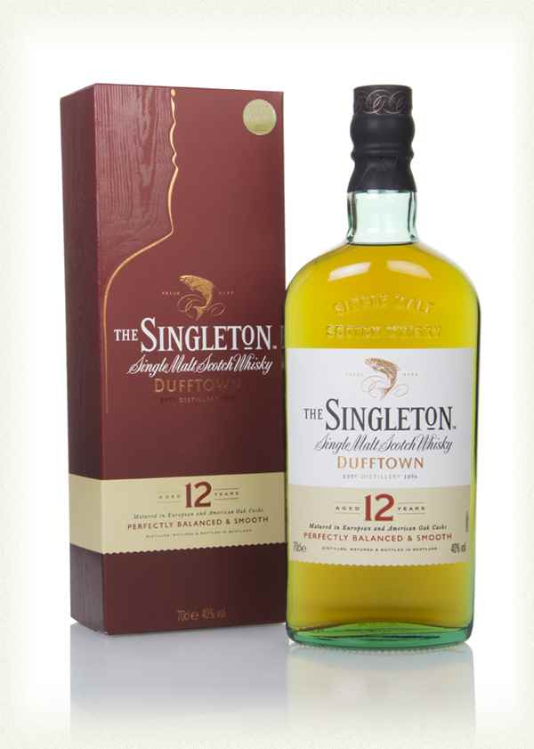 The Singleton single malt Scotch Whisky Dufftown 12