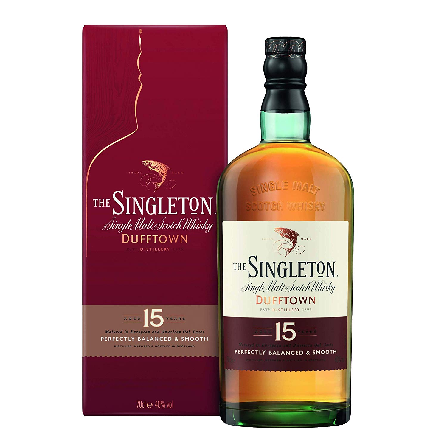 The Singleton single malt Scotch Whisky Dufftown 15