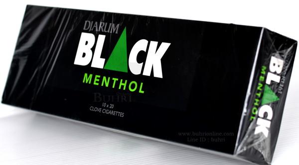 Djarum Black Menthol