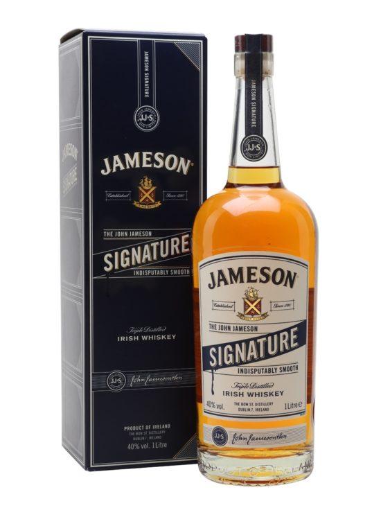 Jameson Signature Reserve
