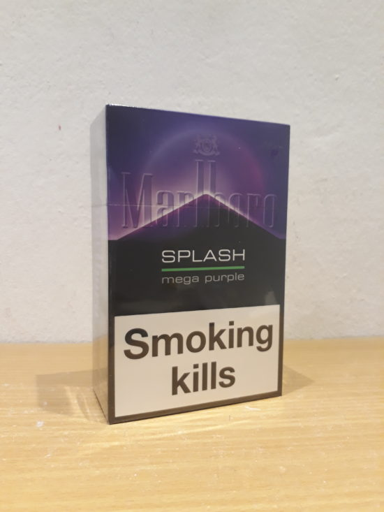 Marlboro Splash Mega Purple