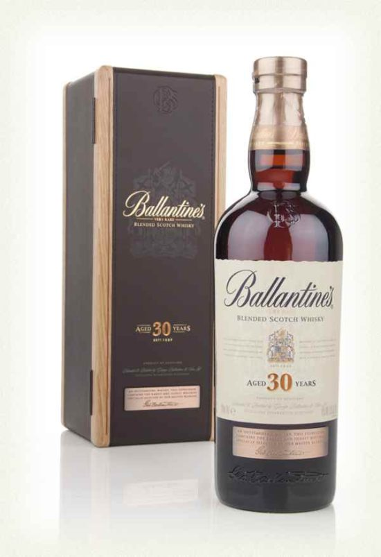 Ballantines 30 Year Old Whisky