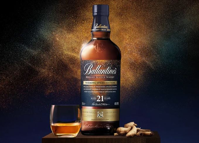 Ballantine's Warming Spices 21 Year Old