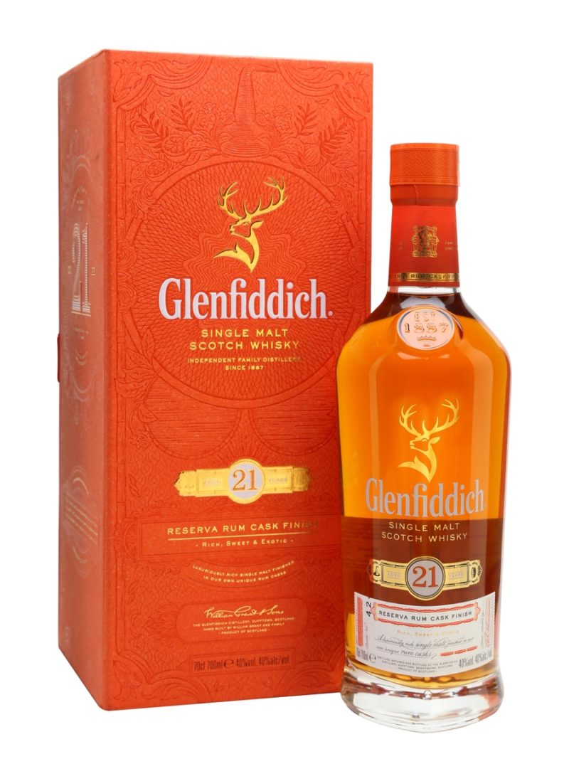 Glenfiddich 21 year's old