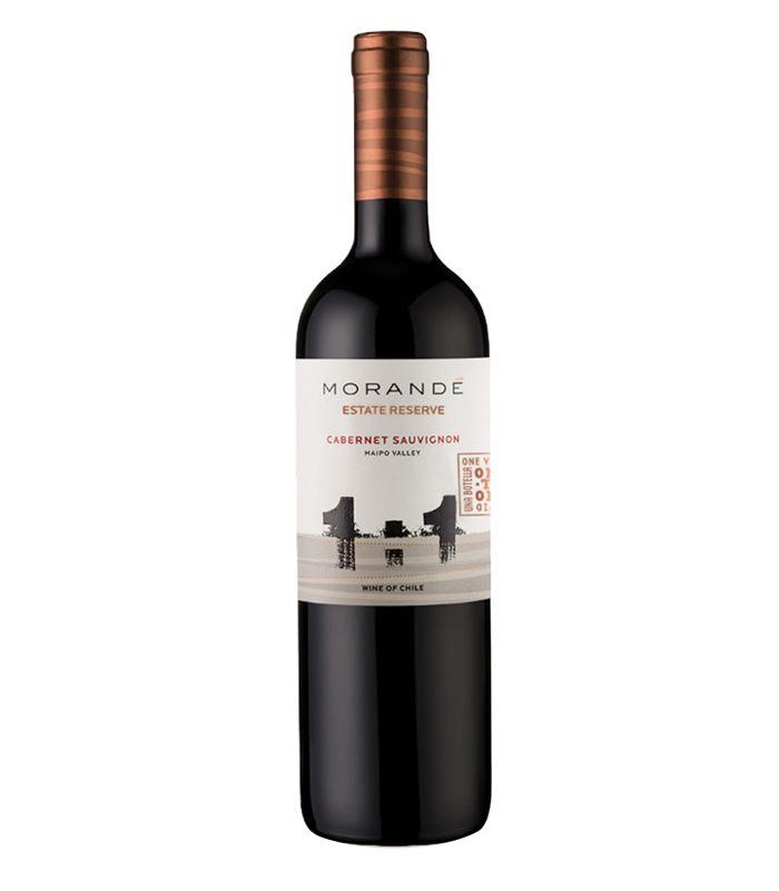 Morande estate reserve cabernet sauvignon