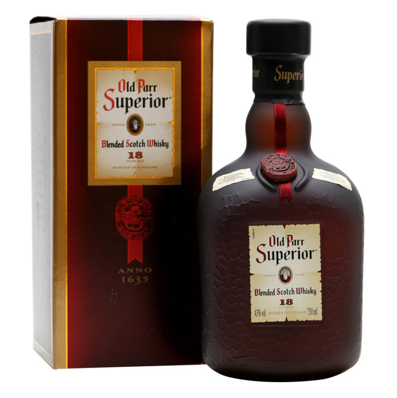 Old Parr Superior 18