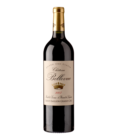 Chateau Bellevue Saint-Emilion Grand Cru