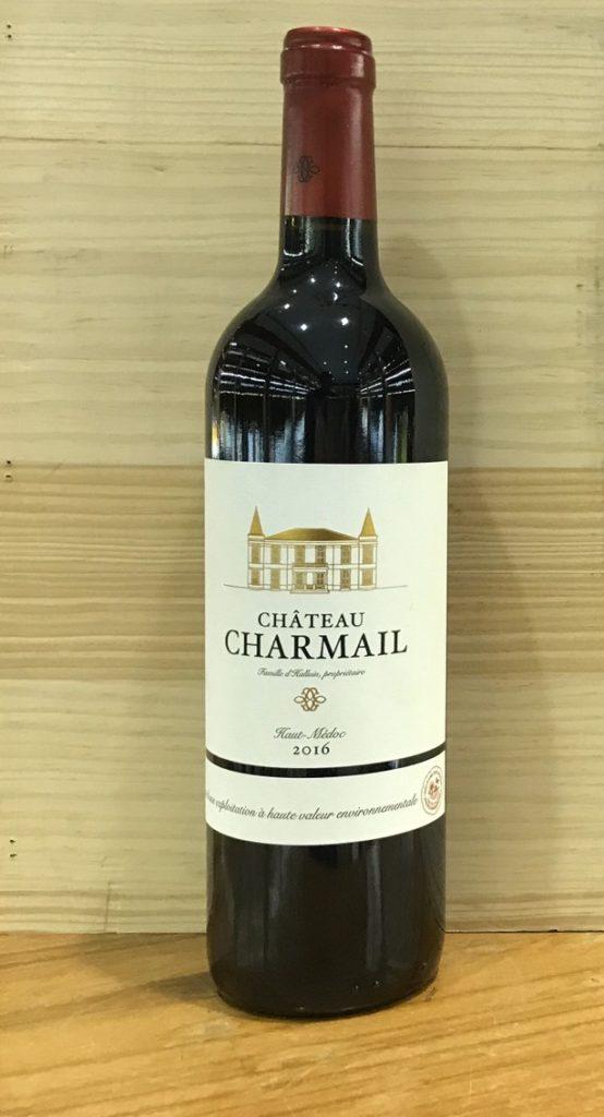 Chateau Charmail Haut-Medoc
