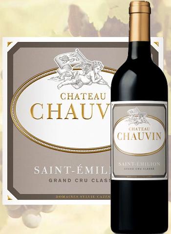 Chateau Chauvin Saint-Emilion Grand Cru