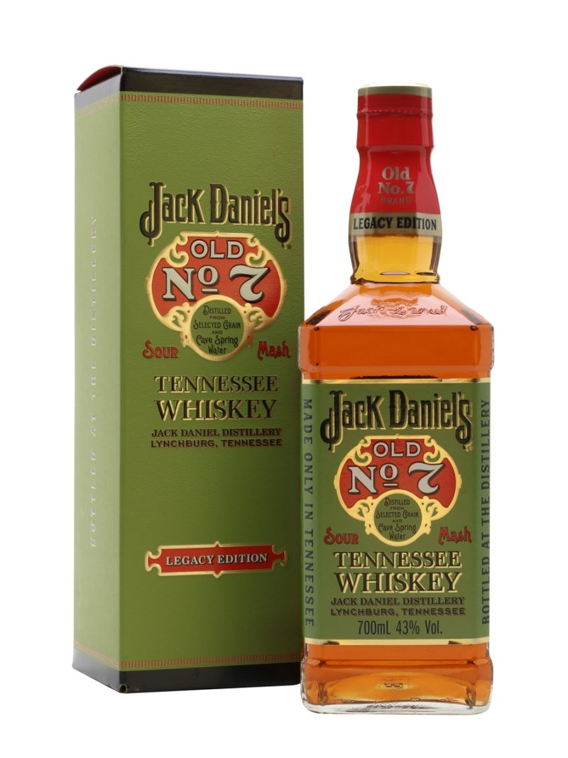Jack Daniels Legacy Edition Old No 7