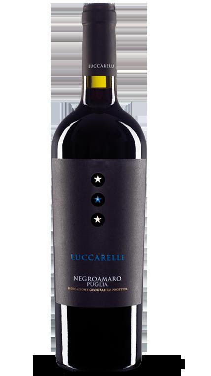 Luccarelli Negroamaro Puglia
