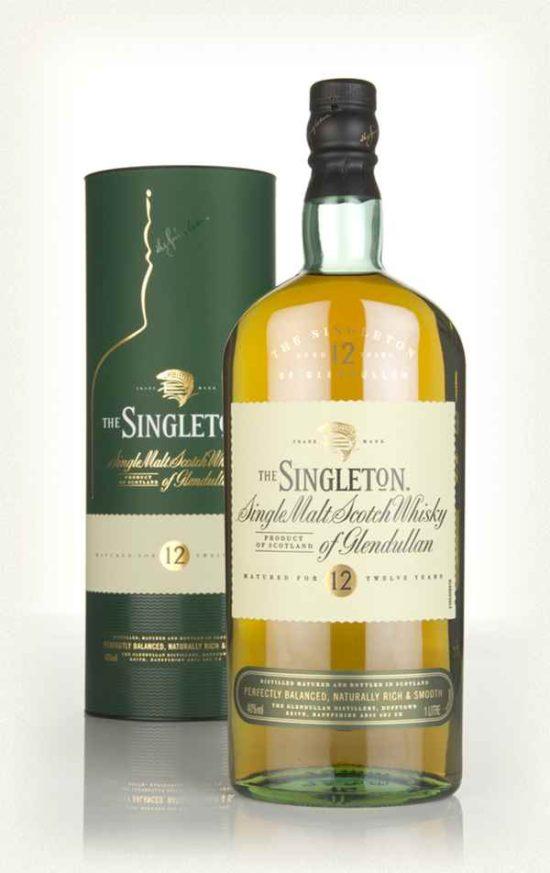 The Singleton Of Glendullan 12 Year Old