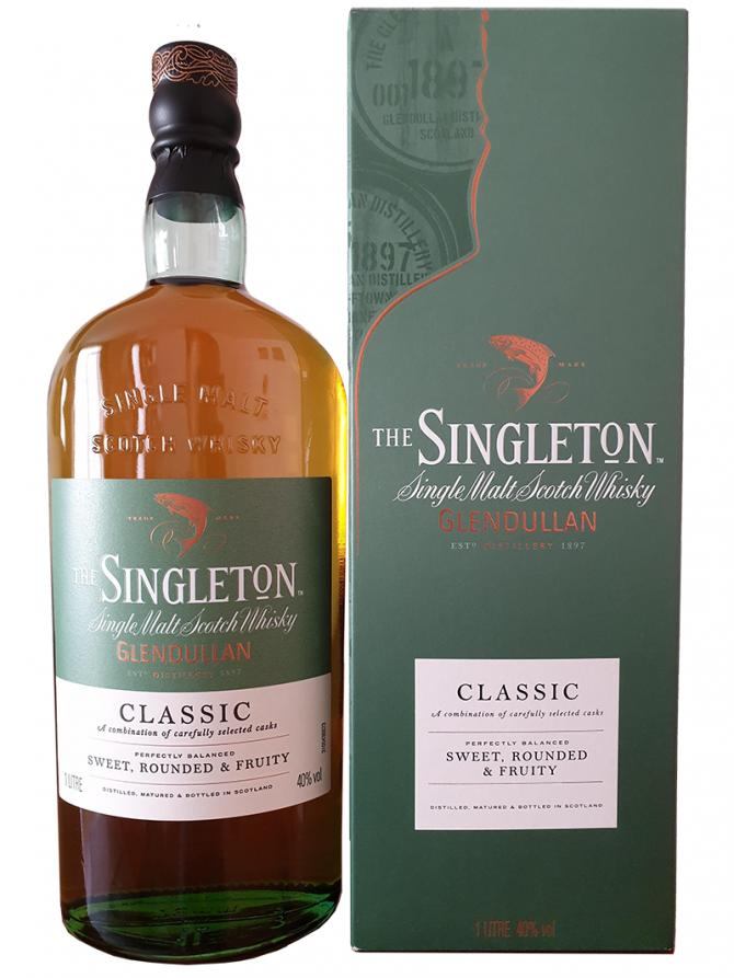 The Singleton of Glendullan Classic