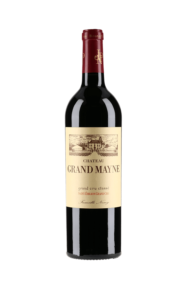 Château Grand Mayne Saint-Émilion Grand Cru