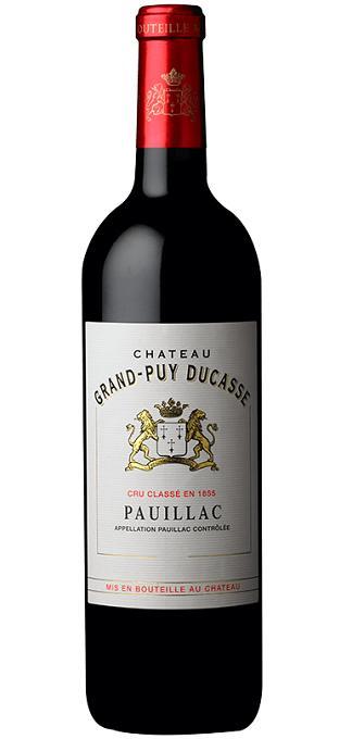 Château Grand-Puy Ducasse Pauillac