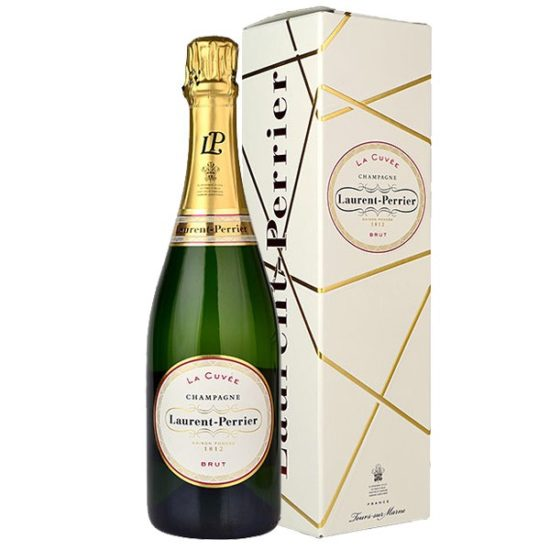 Laurent-Perrier La Cuvée Brut Champagne